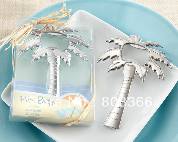 Tree bottle opener for wedding gift and beach favors china mainland