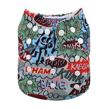 1pc a lot Suede Inner with Microfiber Wholesale Cloth Diaper YA119(China (Mainland))