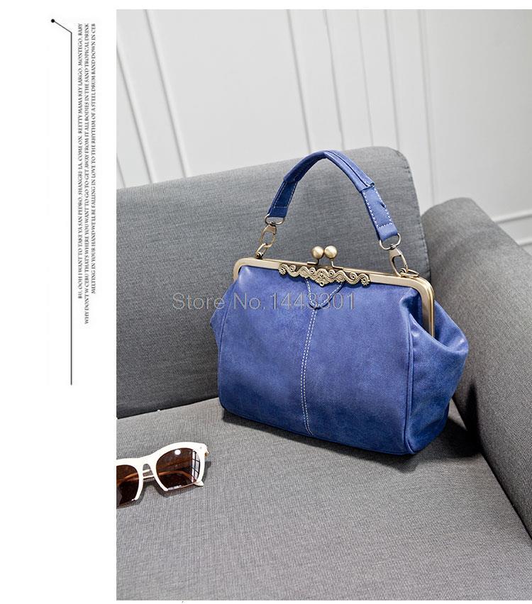женская кожаная сумка винтаж фото