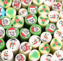 ZYR 36 2015 France Popular Christmas money fimo Stickers Decals Beauty DIY airbrush nail stencil Free