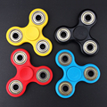 3 kinds of color Tri Spinner Fidget Toy Plastic EDC Hand Spinner For Autism and ADHD