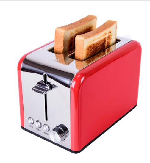Free shipping Toaster breakfast machine multi-function toaster stainless steel household automatic heating<br><br>Aliexpress