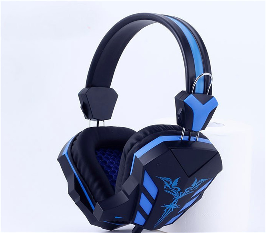 Stereo Gaming Headphone Earphones Headphones Consumer Electronics Headset With Microphone Noise Canceling dj gamer M