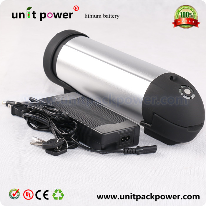 Free customs duty to EU and US 24v 20ah electric bicycle lithium ion battery 24v 250w water bottle ebike li-ion battery(China (Mainland))