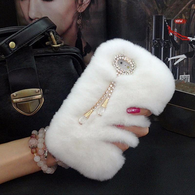 Ayeena Мех животных ry волос чехол для Samsung J3 J5 J7 2017 ЕС США a320 A520 A720 из мягкой white
