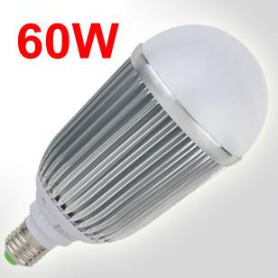 AC85-265V e27 E40 40W 50W 60W 70W LED e40 street light bulb(China (Mainland))