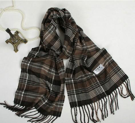 2015 fall fashion high quality men scarf burb plaid scarf for men imitation cashmere scarf popular Scarves warm(China (Mainland))