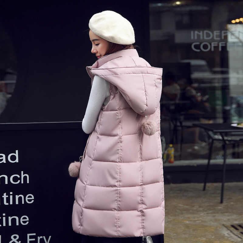 Maternity winter clothing cotton-padded jacket vest maternity thermal thickening wadded jacket outerwear