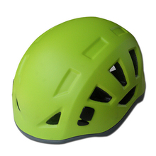 Professional Mountain Climbing Helmet Integrally-molded Breathable Safety Climbing Helmet PC+EPS 255g Rock Climbing Helmet