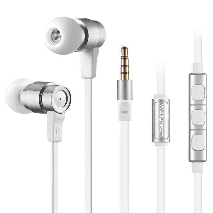 Earbuds with microphone metal - earphones with microphone apple black