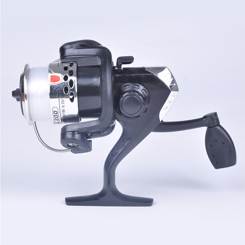 Fishing rod hand wheel Fishing Reel Carp Fishing Reels Molinete Pesca Feeder Spinning Reel Freshwater Saltwater
