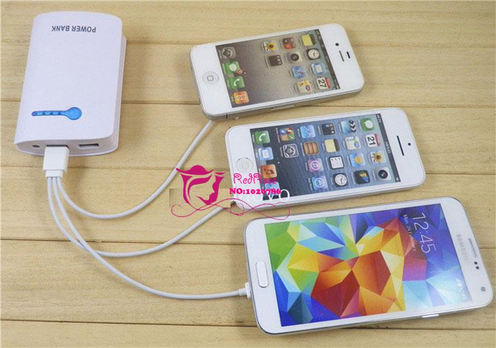 20cm 3 1 universal multi-purpose usb cables mobile phones multi charger line iphone 5 5s 4s Samsung HTC - RedRose store