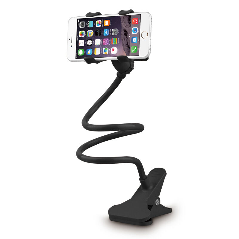 JEREFISH 360 Rotating Flexible Long Arm Cell Phone Holder