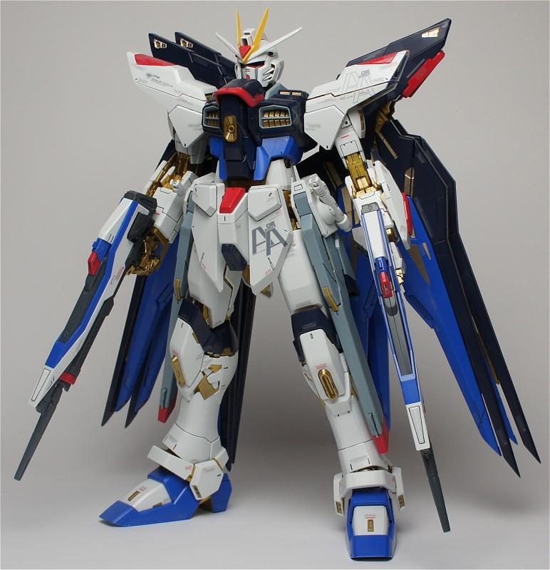 Spot toys/ Special offer / DABAN model PG 1: 60 Strike Freedom Gundam Lamp stand metal pieces/Japanese anime  -  Affordable Good Tesco CO LTD store