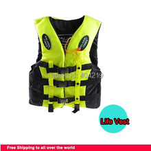 orange life jacket promotion