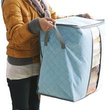 Durevole 2015 nuovo arrivo moda portatile di bambù dell'organizzatore per la biancheria intima vestiti storage box bag per il caixa organizador caja(China (Mainland))