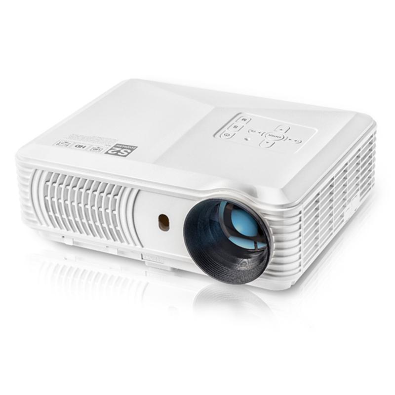 Led Projector 3500 Lumens Beamer 1280 800 Lcd Projector Tv: Proyector De Alta Definición Mejor Comprar