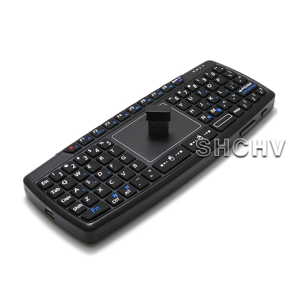 Raspberry pi 2 keyboard Mini 2.4G Wireless Gaming Keyboard Mouse Touchpad keyboard for PC Notebook Android TV Box Free shipping(China (Mainland))