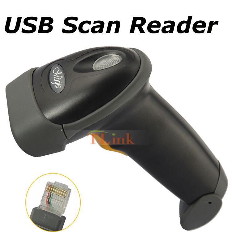 Portable usb barcode scanner mj2808 ccd handheld bar code - Port scanner portable ...