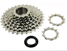 MTB Mountain Bike Bicycle 7S/8S/9S Cassette Freewheel 7 Speeds 8 Speed 9 speed Flywheel  Crankset Bicycle Parts index flywheel(China (Mainland))