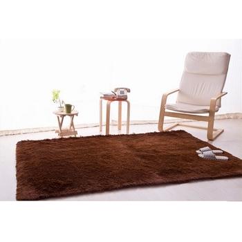 120 * 160 см большой ковер плюшевые лохматый мягкий твердый коврик небуксующий коврик для спальни все дома поставки