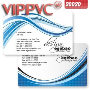 Pvc transparent   0.3mm full color Double faced printing good quality  business card a2020<br><br>Aliexpress