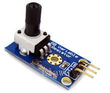 Módulo del Sensor nueva potenciómetro ángulo de rotación del Sensor de Arduino competible envío gratis