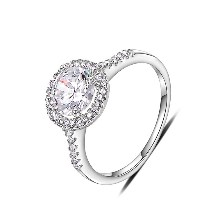 Free shipping hot 2014 new wholesale Platinum stars Arch month8mm ring for women girl jewelry gitf ROXR235(China (Mainland))