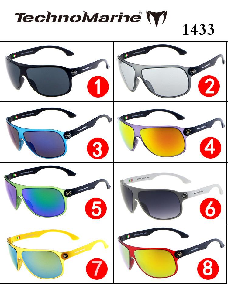 TechnoMarine DIMITRI RAVE Sunglasses Sports Cycling Outdoor Sun Glasses Eyeglasses Men UV400 Oculos De Sol Masculino(China (Mainland))