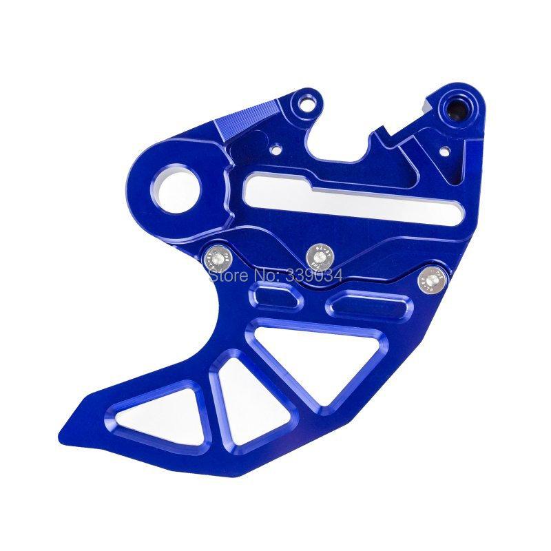 Фотография New CNC Rear Brake Disc Guard Fits  For 2014-2015 Husqvarna TC/FC/TE/FE 125-501cc