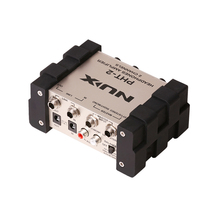 NUX PHT-2 Headphone amplifier earphone Amplifier monitoring headphone guitar Recording earphone AMP free shipping(China (Mainland))