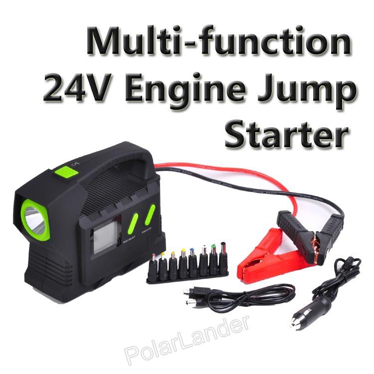 2015 NEW Mini truck rechargeable 24v car jump Starter 23100 mAh, Support 24V diesel engine<br><br>Aliexpress