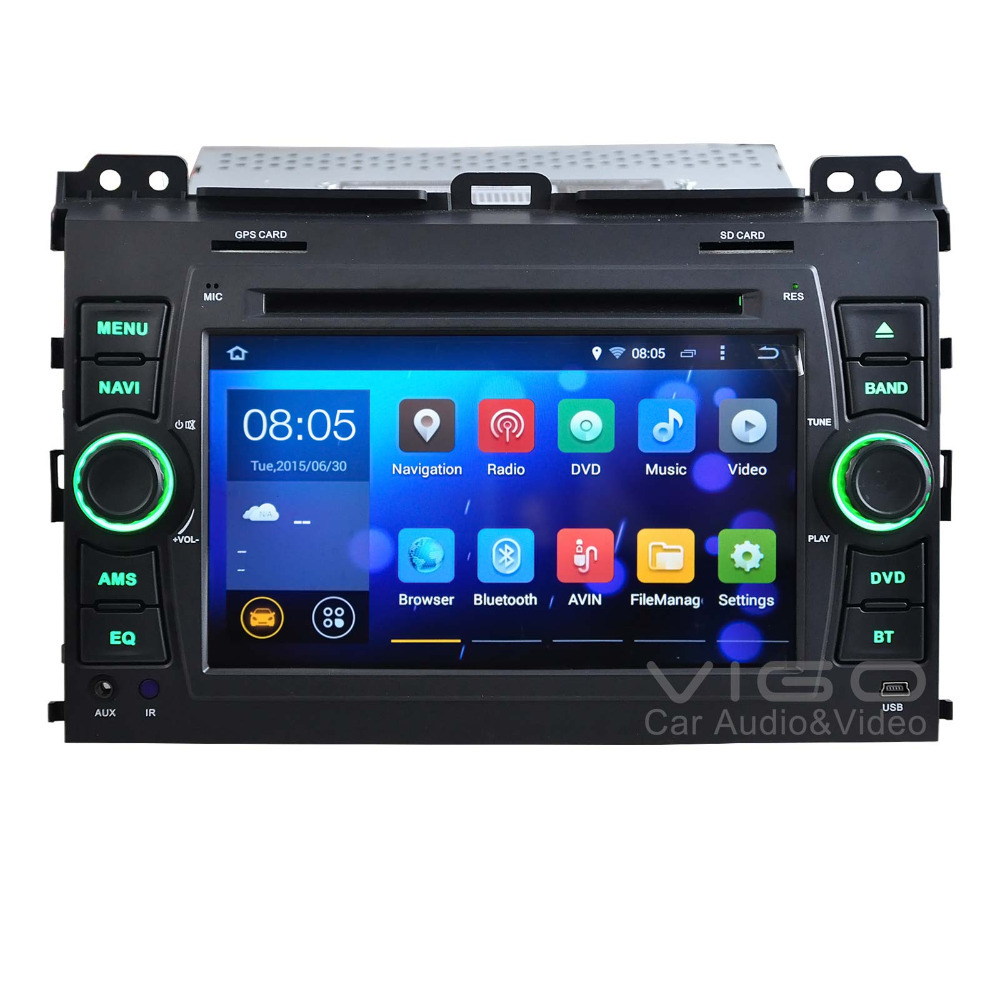 Toyota Aftermarket Navigation Car Stereo Android Autos Post