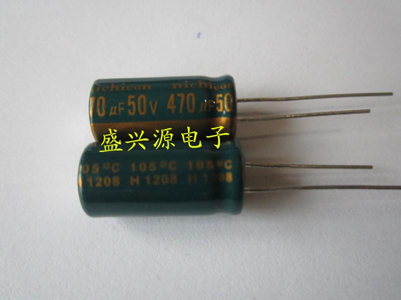 Km470/50 - конденсатор: электролитический, tht, 470мкф, 50в, 0d810x20 мм, =20