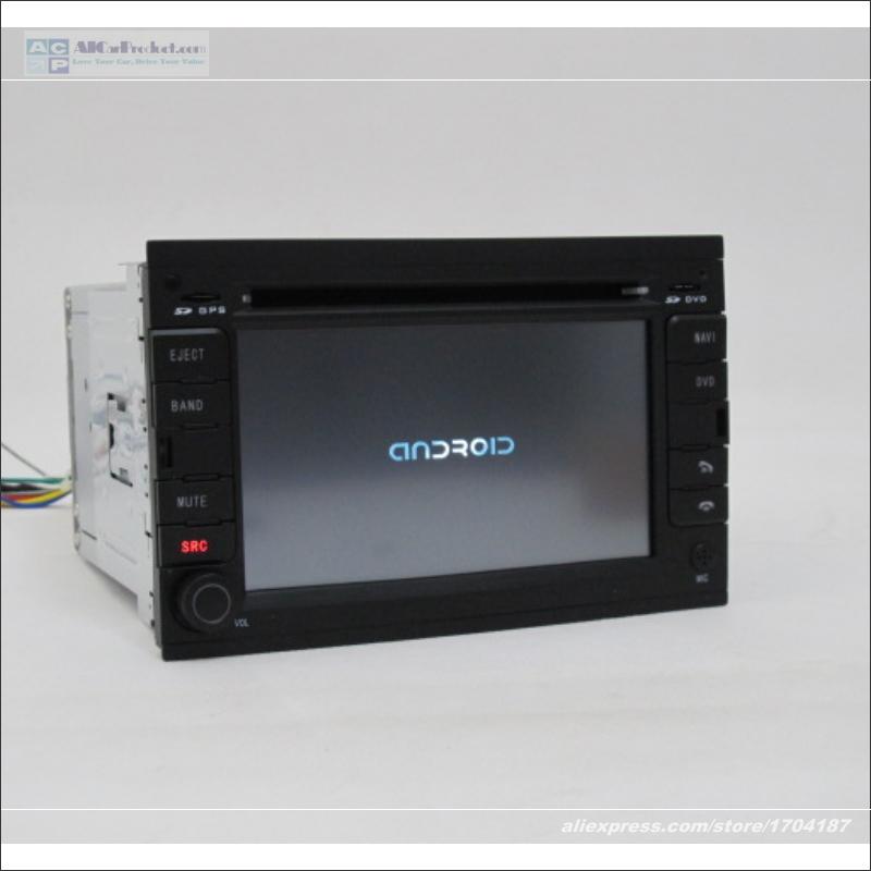 Citroen Jumpy / Dispatch Berlingo - Car Radio CD DVD Player HD Screen Audio Stereo GPS Navi Navigation Android S160 System  -  ACP Store store
