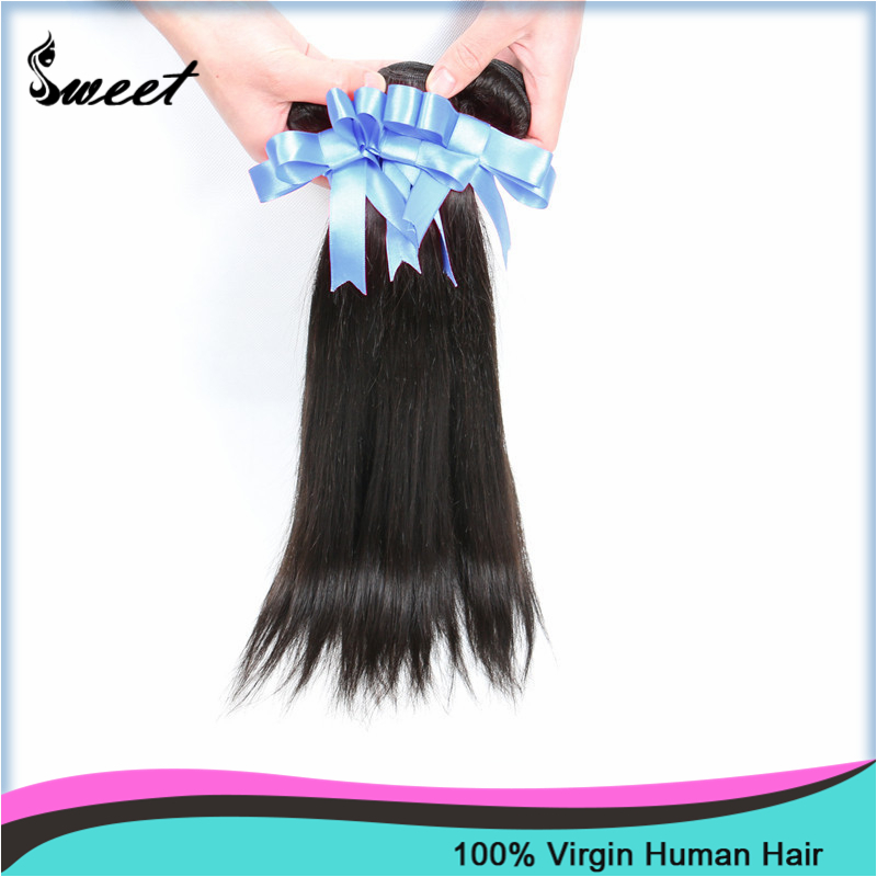 Mongolian Straight Virgin Hair Weaves Rosa Hair 3Pcs Unprocessed Mongolian Hair On Sale Grace Hair Company Products For 2015(China (Mainland))