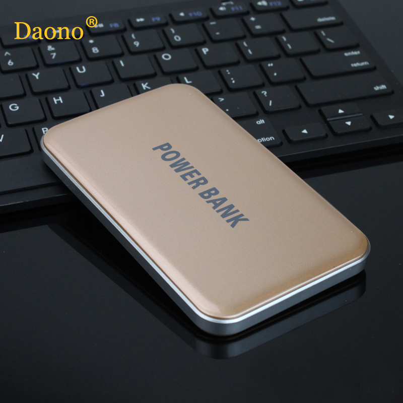 Real Capacity Power Bank USB External Charger Rechargeable Battery powerbank for universal iPhone and Galaxy xiaomi(China (Mainland))