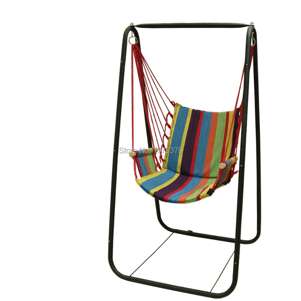 canvas hanging chair patio swing outdoor rock chair indoor