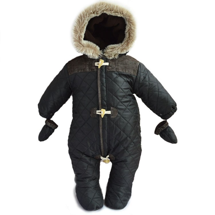 Insulate babies and toddlers from the cold in adorable baby outerwear. When the temperature drops, shelter your children from the cold air, rain and snow in baby outerwear and toddler winter coats.