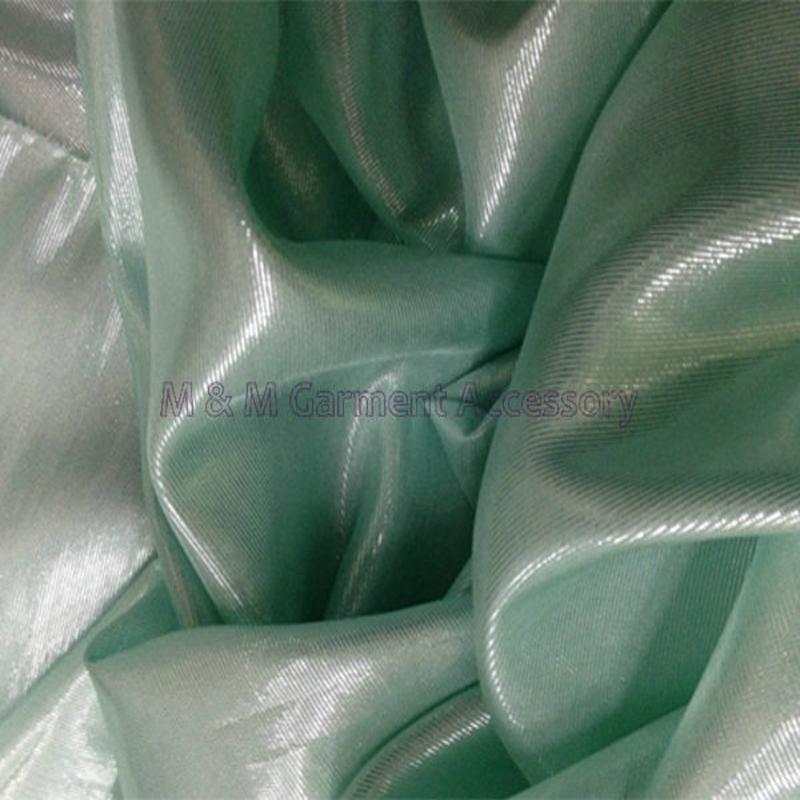Dyed 68% silk fabric + metallic thread high grade fashion shinning fabric luxury dress fabric textured fabric 114cm*5yards(China (Mainland))