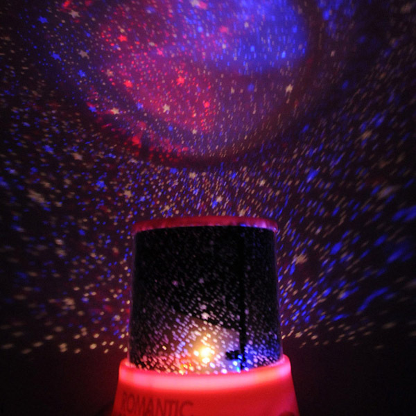 lamp constellation projection light projector small night light usb. Black Bedroom Furniture Sets. Home Design Ideas