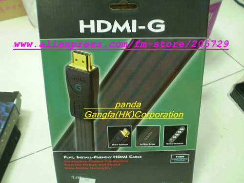 EMS Video Cable,High End HDMI Cable,Original HDMI-G Version 1.4 - panda store