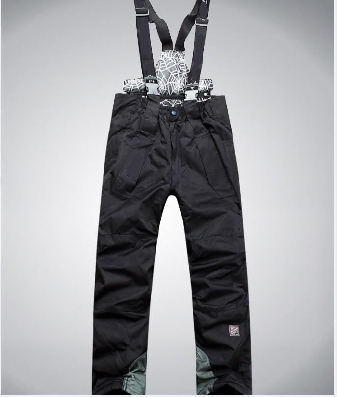 Mens Outdoor Waterproof Windproof Ski Snow Pants Overalls Trousers Salopettes<br><br>Aliexpress