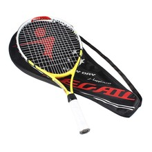 Buy High 1x New Junior Tennis Racquet Raquette Training Racket Kids Youth Childrens Tennis Rackets Carry Bag Hot for $12.00 in AliExpress store