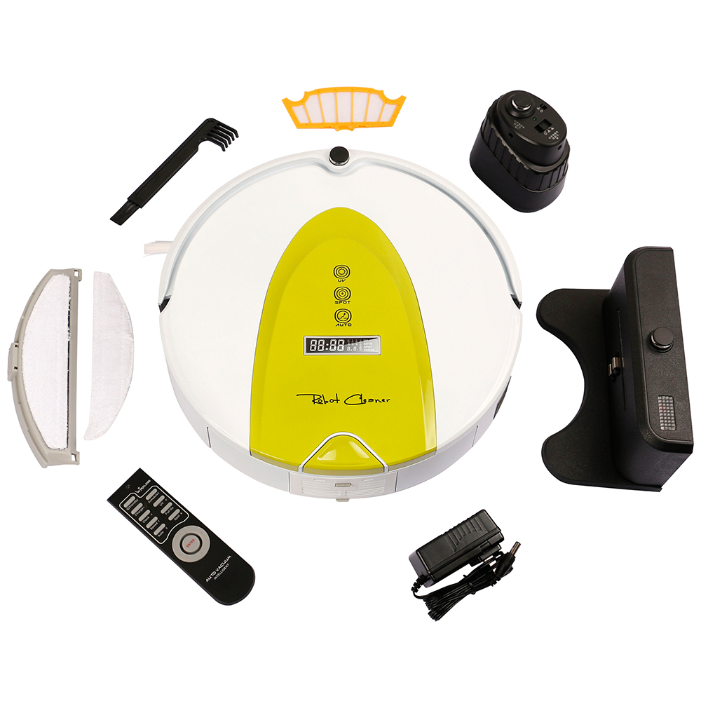 Amtidy A330 Wireless Vacuum Cleaner, cleaner Sweeper, UV Sterilize vacuum for lazy people(China (Mainland))