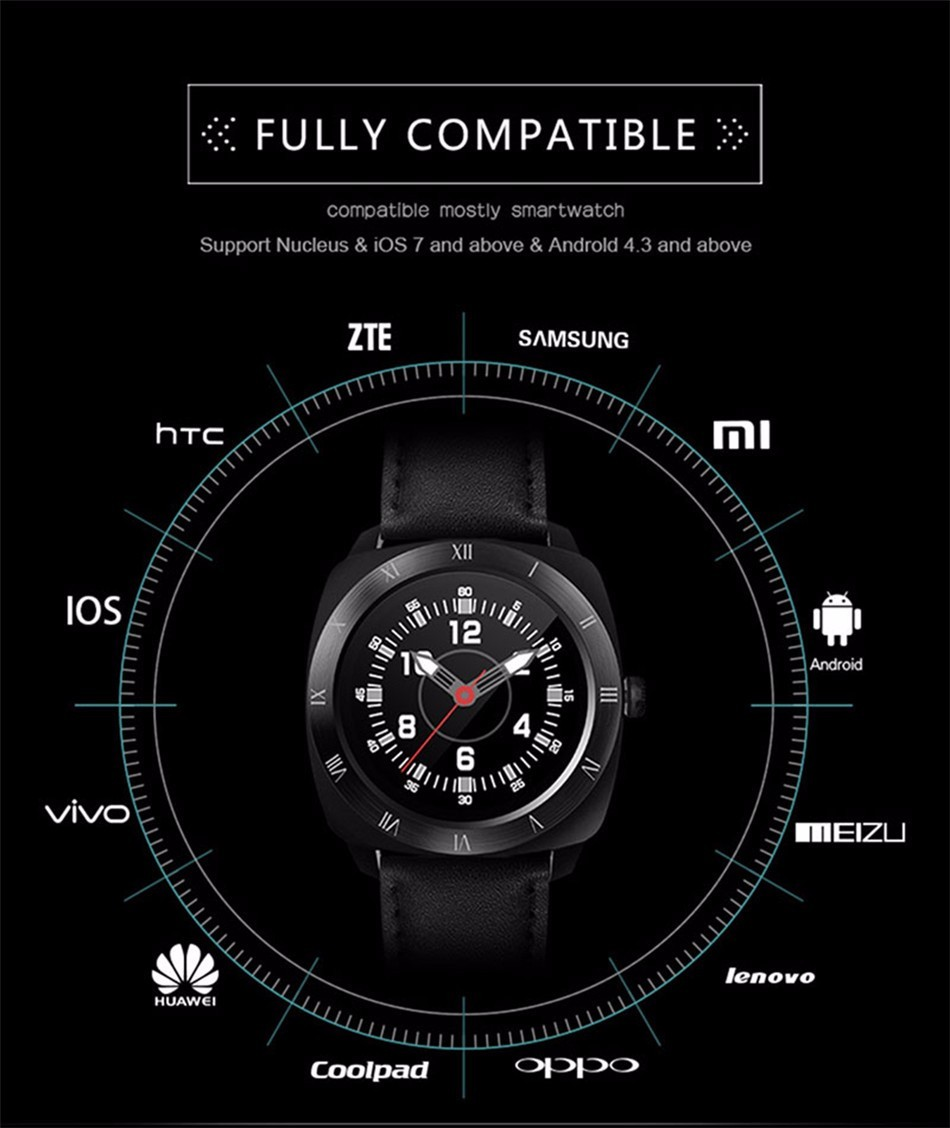 YUNTAB Wear HR Bluetooth 4.0 Smart Watch MTK2502C Heart Rate Monitor & Function Gesture SmartWatch For Android & IOS xiaomi