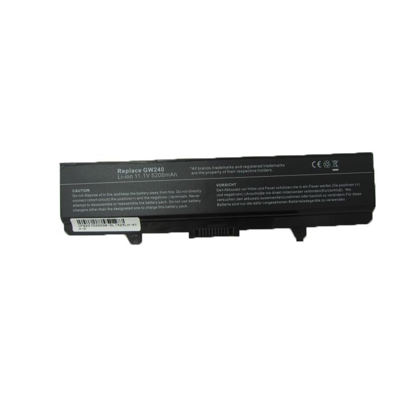 5200MAH laptop Battery For Dell Inspiron rn873 1525 1526 1545 1546 1750 GW252 GW240 GP952 PP42L PP29L PP41L K450N D608H RU583<br><br>Aliexpress