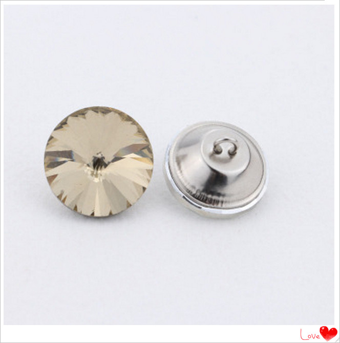 20MM Home decor furniture accessories Soft crystal buttons buckle sofa Rhinestone Buckle pull crystal buttons(China (Mainland))
