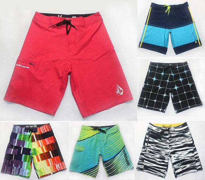 Retail Mix spring new arrive 2015 mens male's Swimwear Bermuda Shorts Board Shorts Boardshorts Beach Surf Shorts Elastic wear(China (Mainland))