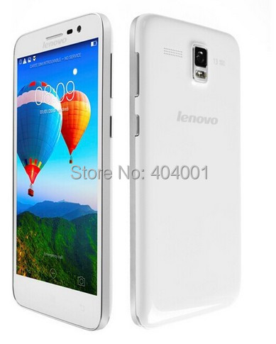"""Free silicone case Lenovo A806 A808t A8 WCDMA MTK6592 Octa Core phone Android 4.4 1.7GHz 2G RAM 5.0"""" free shipping LN(China (Mainland))"""
